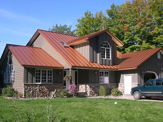 Standing Seam Metal Roofs Dallas Fort Worth Excel